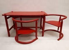 Anna Children's desk with two matching chairs by Karin Mobring for Ikea, Sweden Fashion, Childrens Desk, Ikea Design, Ikea Kids, Kids Furniture, Furniture Chairs, Royal Copenhagen, Scandinavian Modern, Vintage Designs
