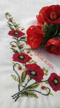 Cross Stitch, Lyrics, Dots, Embroidery Stitches Tutorial