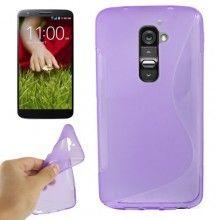 Funda LG G2 - Sline Violeta  $4.235,02
