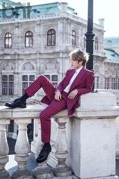 [PRESS PICS] 141203 Kim Jaejoong's bnt photoshoot in Vienna, Austria | JYJ3