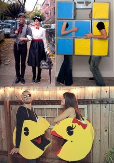Couples Costumes #Romantic Things