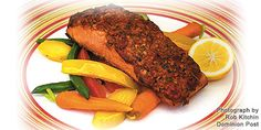 Grilled Salmon Recipe #Salmon #GrilledSalmon