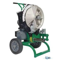 GREENLEE 7J387. Conduit Bender Combo 6TFG8 Electrical Bender For 1/2 to 2 In. EMT/IMC/Rigid Conduit and 6TFG9 2 In. Rigid Shoe