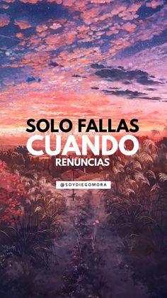 Sigue intentando #CumpleTuProposito #NuncaTeRindas @soyDiegoMora