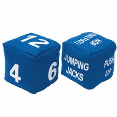 My Article on Fitness Dice: Get Your Kids Fit This Summer!