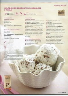 Gluten Free Recipes, Healthy Recipes, Thermomix Desserts, Sorbets, Happy Foods, Chocolate, Free Food, Dairy Free, Side Dishes