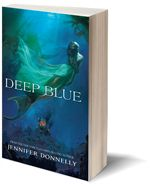 New series of epic tales set in the depths of the 'Deep Blue' ocean is heading to book stores
