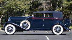 1931 Auburn 8-98 Phaeton Sedan