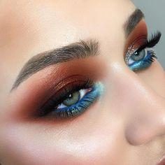 AERIS Eyeshadow palette by @natashadenona