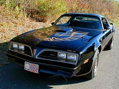 1978 Trans Am Bandit Style (my first car was a 79 Trans Am Bandit Style, loved it)