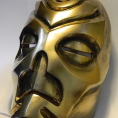 how to make a Skyrim Dragon Priest Mask