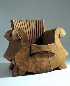 Chair by Natanel Gluska