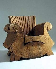 Chair by Natanel Gluska
