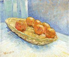 Nature mort aux oranges - Vincent Van Gogh