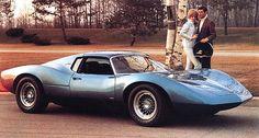 Chevrolet Astro II (1968)
