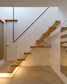 Exterior Design, Interior And Exterior, Metal Railings, Modern Stairs, Tiny Living, Stairways, Architecture Details, House Styles, Home Decor