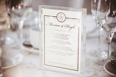 WedLuxe – Marina + Hugh | Photography by: Rebecca Wood Photography  Follow @WedLuxe for more wedding inspiration!
