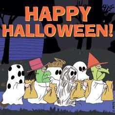Snoopy Halloween, Fröhliches Halloween, Charlie Brown Halloween, Great Pumpkin Charlie Brown, It's The Great Pumpkin, Charlie Brown And Snoopy, Halloween Images, Halloween Items, Vintage Halloween