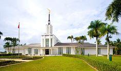 Nuku'alofa Tonga Temple of The Church of Jesus Christ of Latter-day Saints. #LDS #Mormon