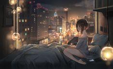 anime girl city - Google Tìm kiếm Sasunaru, Boruto, Free Animated Wallpaper, Live Wallpapers, Hd Wallpaper, Scenery Wallpaper, Iphone 2g, Macbook Air 11, Air Anime