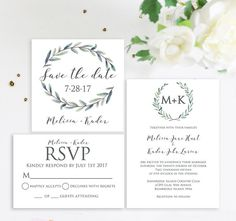 Hey, I found this really awesome Etsy listing at https://www.etsy.com/listing/492971004/simple-watercolor-wedding-invitation