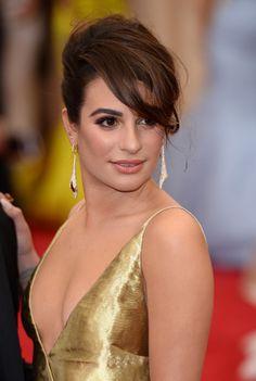 Lea Michele at the 2014 Met Gala