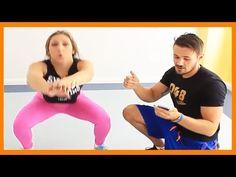 4 Minutos de Exercícios Para Deixar Bumbum e Pernas Saradas de Dar Inveja (Queima de 48 Horas) - YouTube