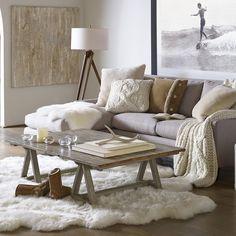 un salon scandinave design d coration int rieur plus d 39 d es sur. Black Bedroom Furniture Sets. Home Design Ideas