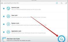 Pulire il proprio Mac con MacClean gratuitamente #mac #pulizia #puliremac