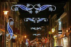 lale led ışık süslemesi, led cadde ışıklandırmaları, #street #noel  christmas #lights