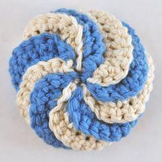 TUTORIAL (very good) Crochet Tawashi Scrubbies