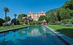 Grand Hotel a Villa Feltrinelli - Gargnano www.Gardalake.com