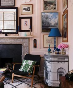 english interiors, from traditional to modern, grey chic, www.greychic.com, ben pentreath