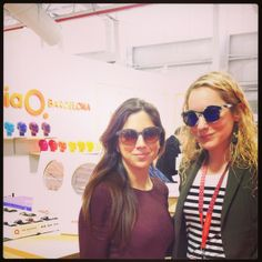 International Vision Expo 2014 #VisionExpo #Galleria #Etnia @Etnia Barcelona @Laurence GrR