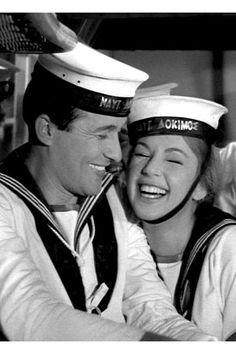 Tv, Captain Hat, Greek, Cinema, In This Moment, Actors, Black And White, Retro, Film