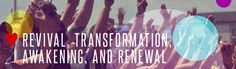 We've earnestly prayed that God would use Heaven Fest as a catalyst for REVIVAL/TRANSFORMATION/AWAKENING/RENEWAL