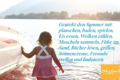 Wir haben Sommer!!! Wie genießt ihr den Sommer und die warmen Temperaturen? :)