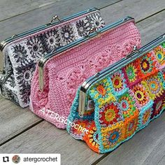 Marvelous Crochet A Shell Stitch Purse Bag Ideas. Wonderful Crochet A Shell Stitch Purse Bag Ideas. Crochet Coin Purse, Crochet Purse Patterns, Crochet Pouch, Crochet Purses, Crochet Bags, Crochet Shell Stitch, Crochet Stitches, Diy Accessoires, Frame Purse