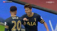 Stoke City vs Tottenham Hotspur 0-4 Premier League 2016-2017. Video highlights…