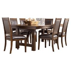 Costco Braxton 7 Piece Dining Set 1499 60 84 X 40