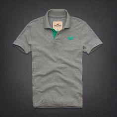 4881b5872a2 Camisa Polo Hollister Masculina Original dos EUA - CPHM-70004