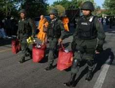 Without Firing a Single Shot, Thai Military Executes Bloodless Coup