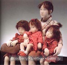 Авторские японские куклы Yuki Atae (Юки Атае). Бесподобная кукла Yoshie Okada / Авторская кукла известных дизайнеров / Бэйбики. Куклы фото. Одежда для кукол