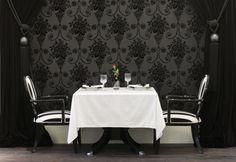 ''Jumeirah Zabeel Saray'' by Arketipo Design #Interior #Restaurant #French #Damask