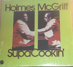 Groove Holmes Jimmy McGriff Supa Cookin Vinyl Jazz Blues 2LP Record Album by RASVINYL on Etsy