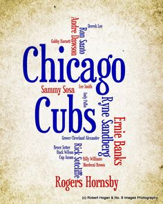 A salute to the good ol' players Chicago Cubs Pictures, Chicago Cubs Fans, Chicago Cubs World Series, Espn Baseball, Chicago Cubs Baseball, Baseball Players, Baseball Party, Sammy Sosa, Billy Williams