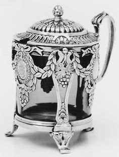 Mustard Pot 1778-1779