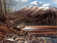 terry redlin Paintings | posted in terry redlin art