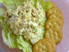 chicken casserole/salad