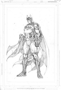jim lee - batman